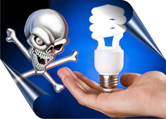 Elperello las bombillas de bajo consumo liberan productos Bombillas de bajo consumo