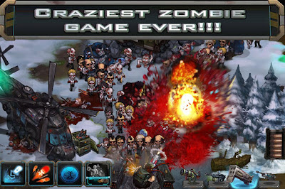 Zombie Evil 2 Mod v1.0.9 Apk Gratis Terbaru Unlimited Money+Diamond