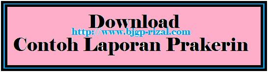 Download Contoh laporan Prakerin