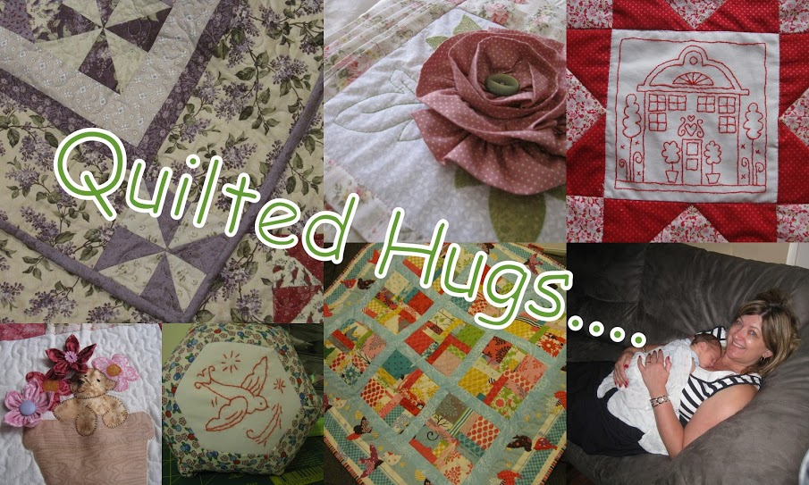 Quilted hugs 