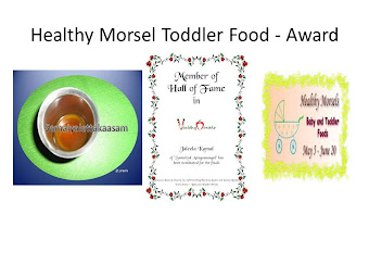 Healthy Morsel Toddler - Baby Food