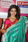 Samantha glamorous photos in saree-thumbnail-13