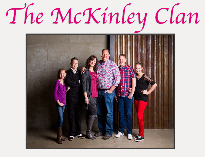 The McKinley Clan