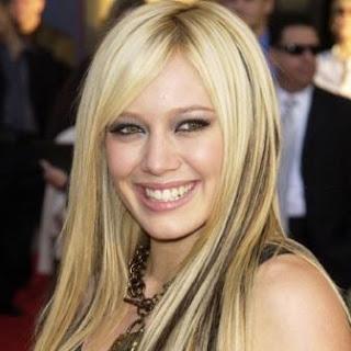 Hilary Duff looks