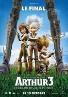 Descarga Arthur 3: La Guerra de los Mundos DVDRip Latino [MEGA] (2010) 1 link Audio Latino