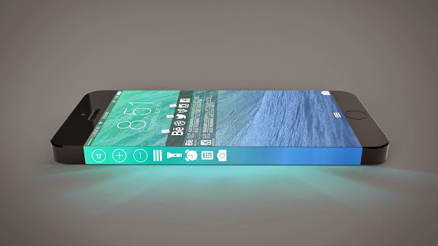 iPhone 7 Concept – Innovative Screen