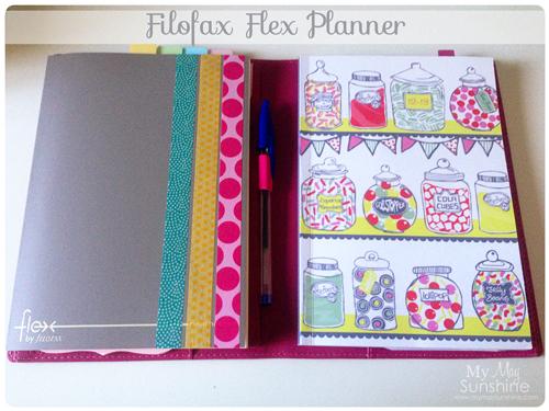 Filofax Flex Planner