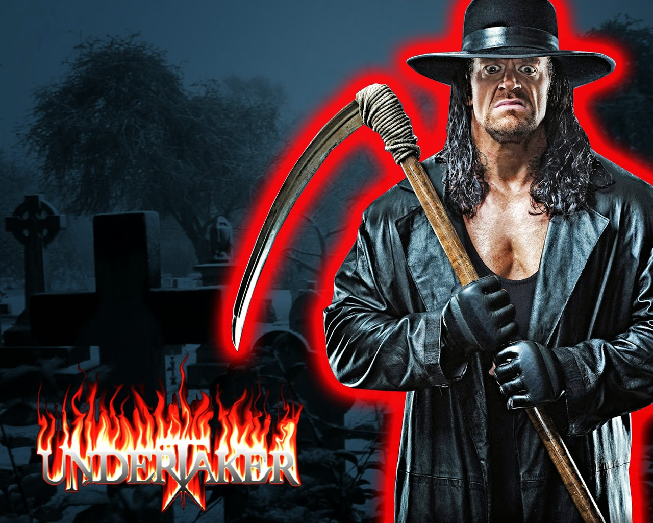 Undertaker Hd Wallpape...