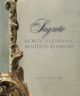 Segreto - Secrets to finishing beautiful interiors.  recommended in the emporium by linenandlavender.net