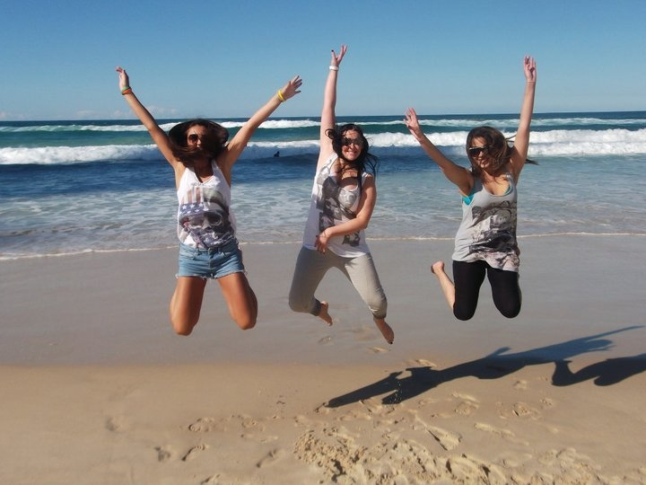 Top tips for travelling - Surfers paradise