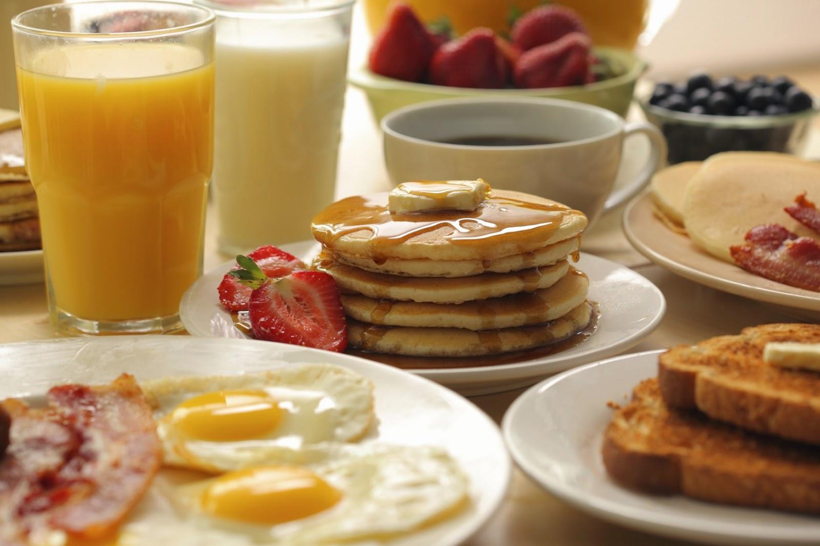"Dieta ""mare mic dejun"" - plan de alimentatie"