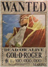 cartoon wallpaper the king pirate gol d roger