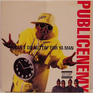Public Enemy - Can't Do Nuttin' For Ya Man (1990) Flac, Single