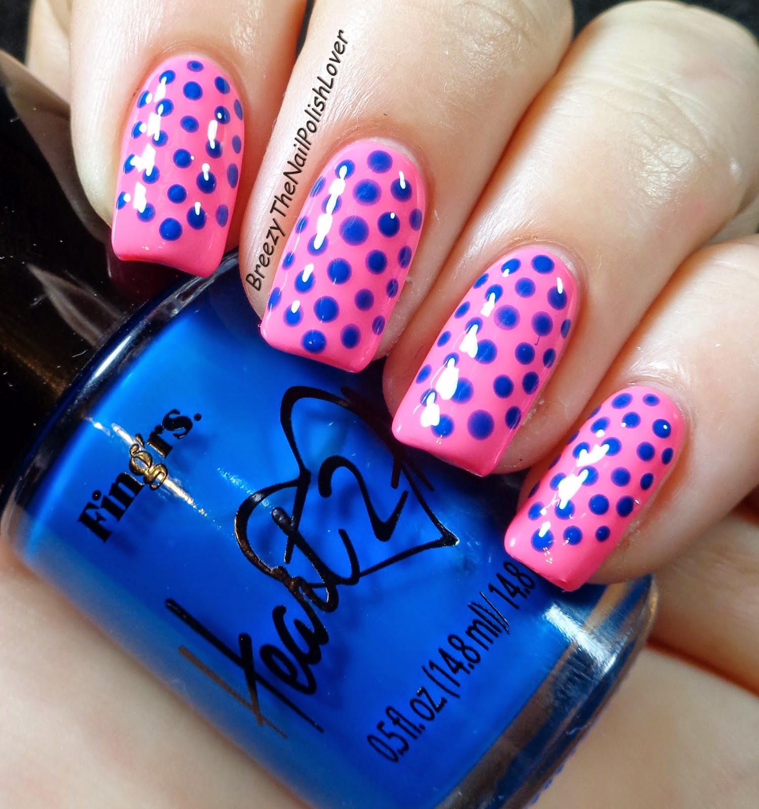 Breezythenailpolishlover fingrs heart 2 art nail art tools review fingrs heart 2 art the boys in blue and dont even pink about it prinsesfo Gallery