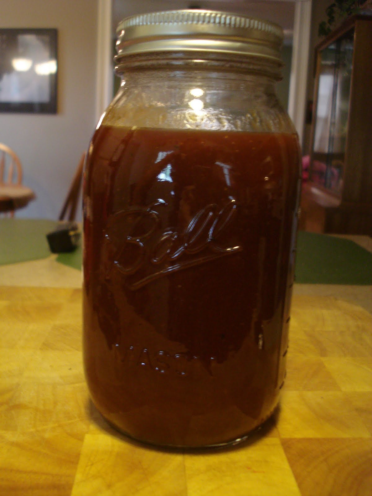 Jack Daniels Sweet and Spicy BBQ Sauce
