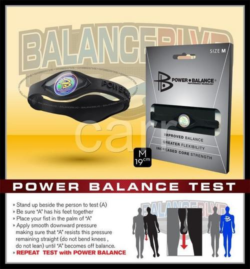 Power Balance Bracelet Small2