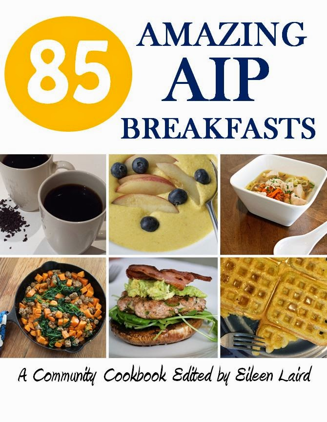 AIP BREAKFAST COOKBOOK