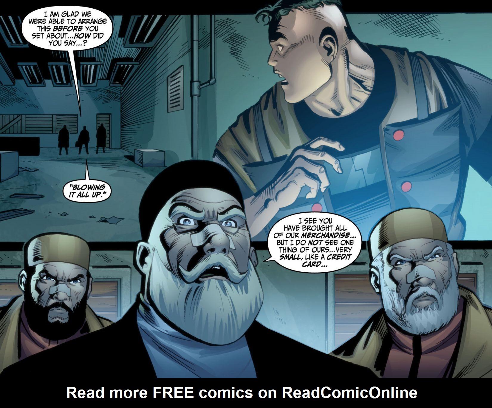 Batman Beyond (2012) Issue #6 #6 - English 4