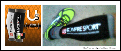 Compressport US Calf Sleeves