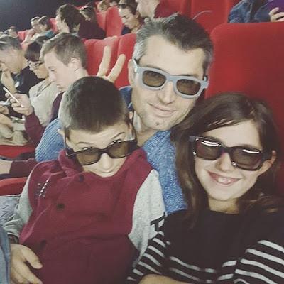 Famille, Cinéma, Star Wars VII Le Réveil de la Force, Enfants,