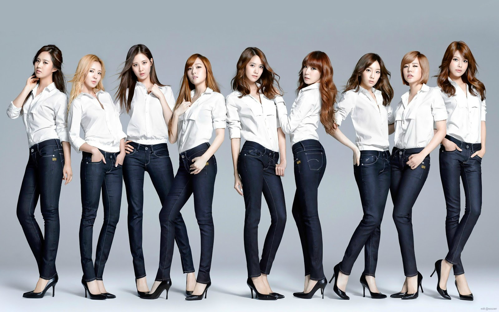 Girls' Generation renew 2014 contract