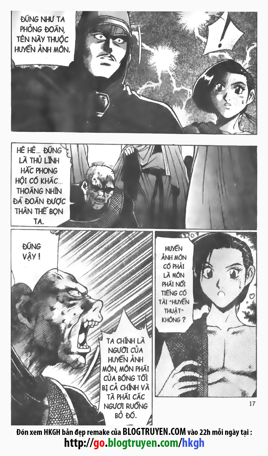 Hiệp Khách Giang Hồ chap 138 page 18 - IZTruyenTranh.com