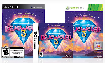 Groupon: Bejeweled 3 for Xbox 360, PS3 or Nintendo DS Just $1.99 (Reg. $19.99)