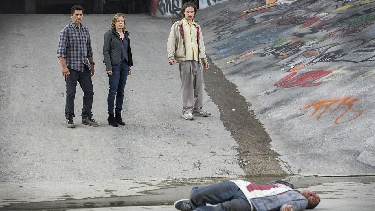 Vídeo mostra bastidores das filmagens de Fear the Walking Dead