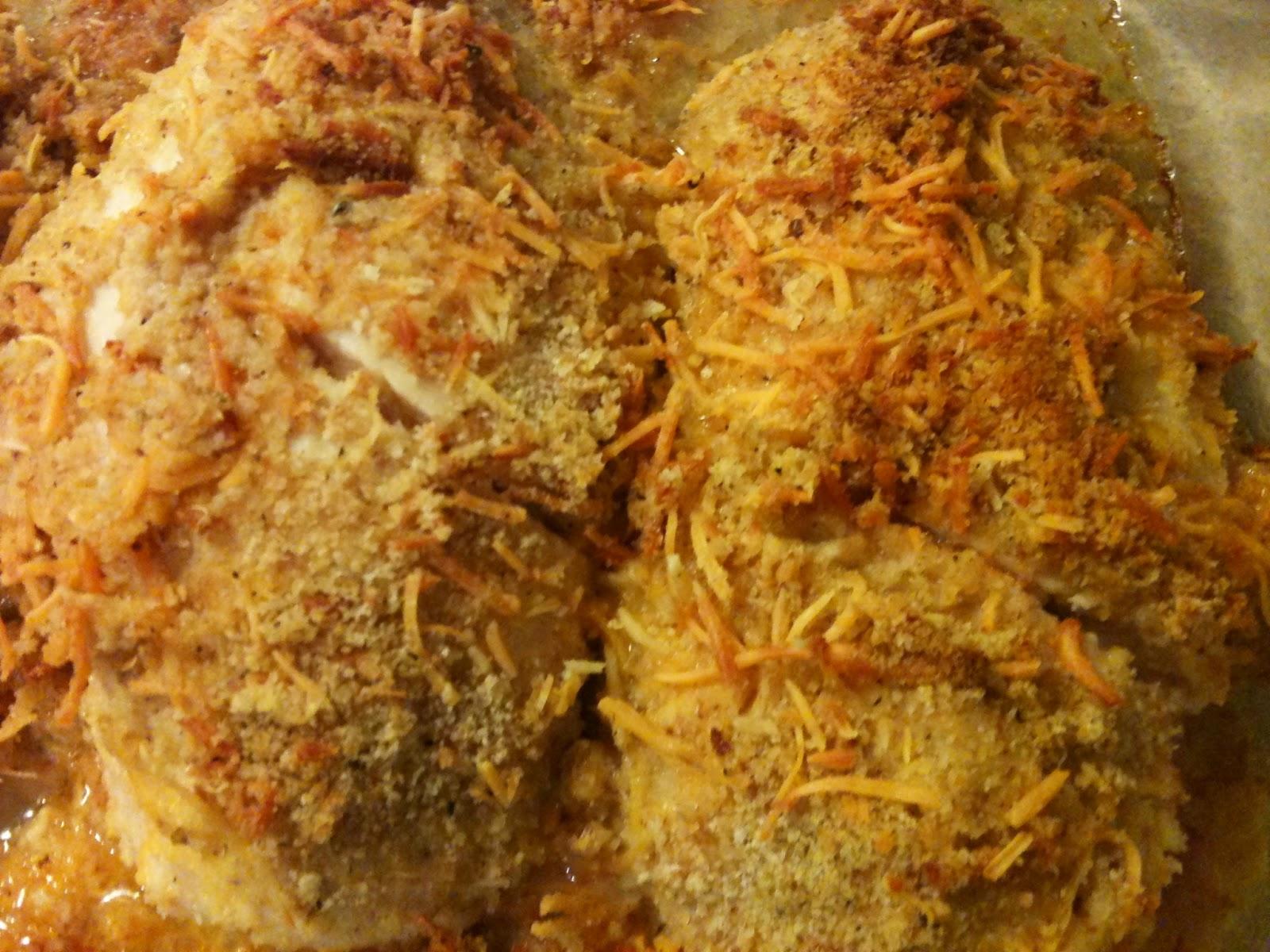 Marine Wife, Mommy & Life: Garlic Cheddar Chicken
