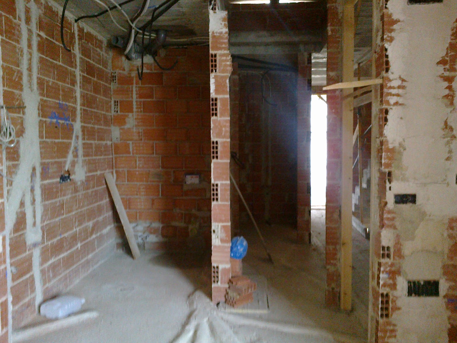 Habitania construcciones y reformas marzo 2013 - Ladrillo ceramico hueco ...