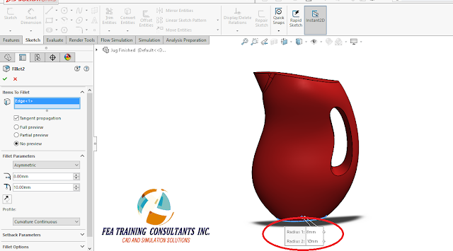 surfaces solidworks2016