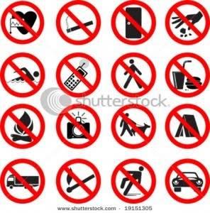 Aturan-aturan aneh di berbagai negara di dunia