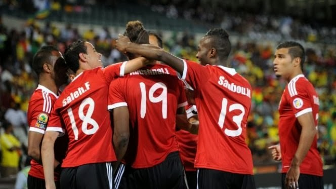 Libya won the Africa (CHAN-2014) Nations Championship