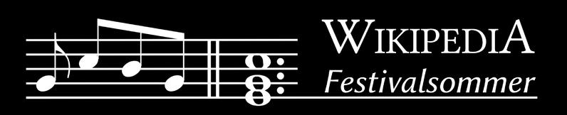 Wikipedia Festivalsommer