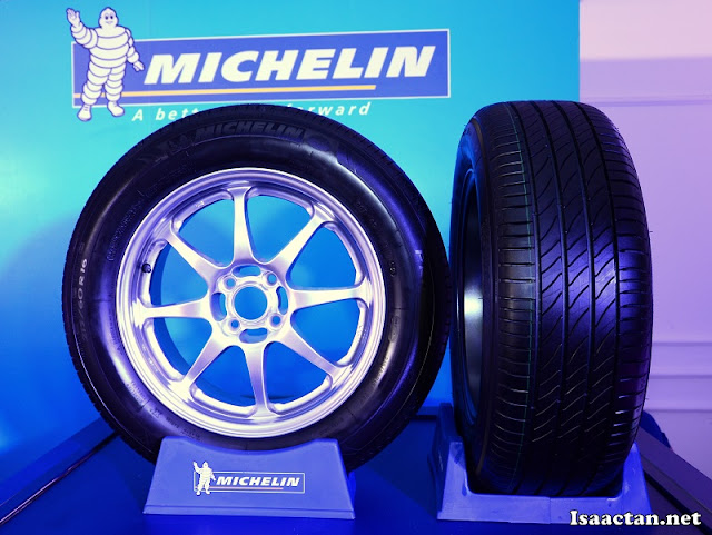 The All-New Michelin Primacy ST 3