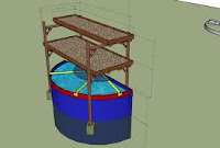 3D-1 Aquaponics systems video