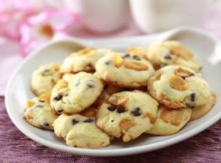 Resep Crispy Cookies yang lezat