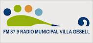 Para escuchar FM 87.9 Radio Municipal de Villa Gesell usa el siguiente link: