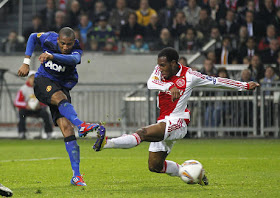 Video youtube Ajax vs MU