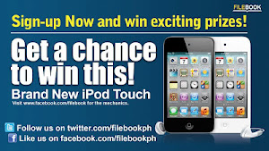 Win Apple on Facebook
