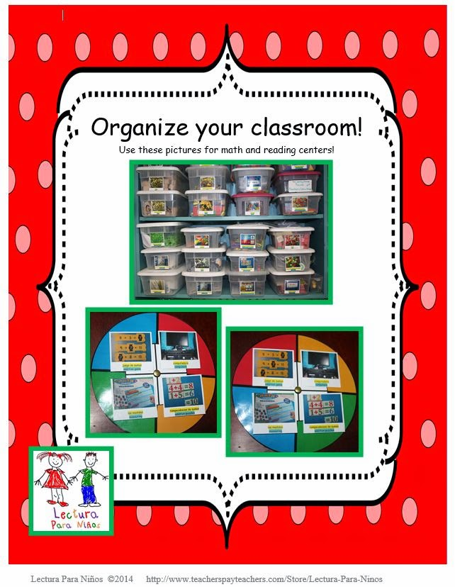 http://www.teacherspayteachers.com/Product/Organize-your-classroom-1299210
