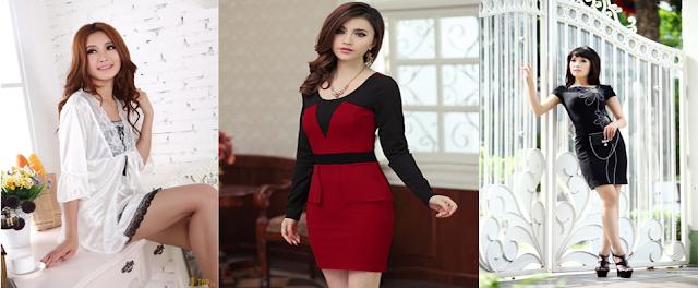 Đầm thời trang Việt Nam