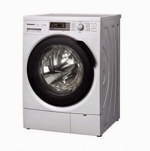 Panasonic Front Loading Washing Machine NA-148VG4W01 at Rs.35990 from Flipkart