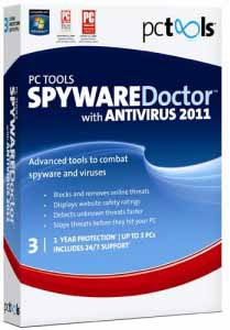 Download PC Tools Spyware Doctor 2011 8.0.0.652 Final Multilingual