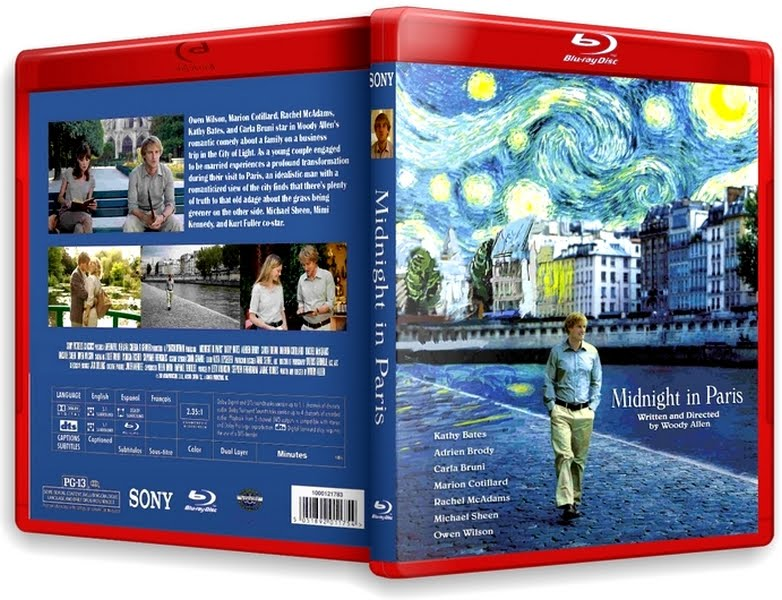 midnight in paris essay I saw woody allen's midnight in paris a few days ago it opened in paris while i was there, and because i knew it was set to open soon at home, i waited to see it.
