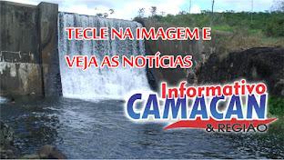 Informação de Camacan e região