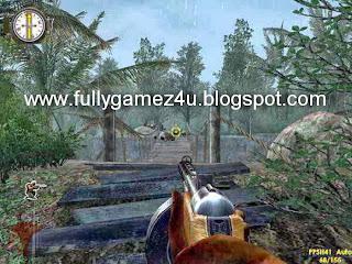 Download Free Men Of Valor Vietnam Game For PC