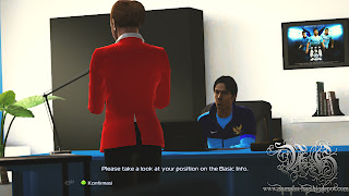 Manager Room Manchester City PES 2013 by Namaku Han