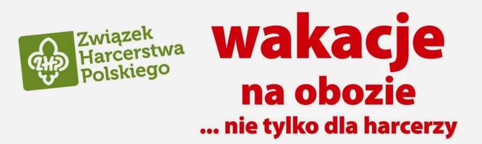 Harcerska Akcja Letnia 2017 - Hufiec Kęty