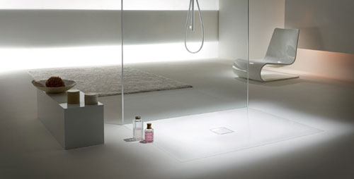 Bathroom design with Conofla